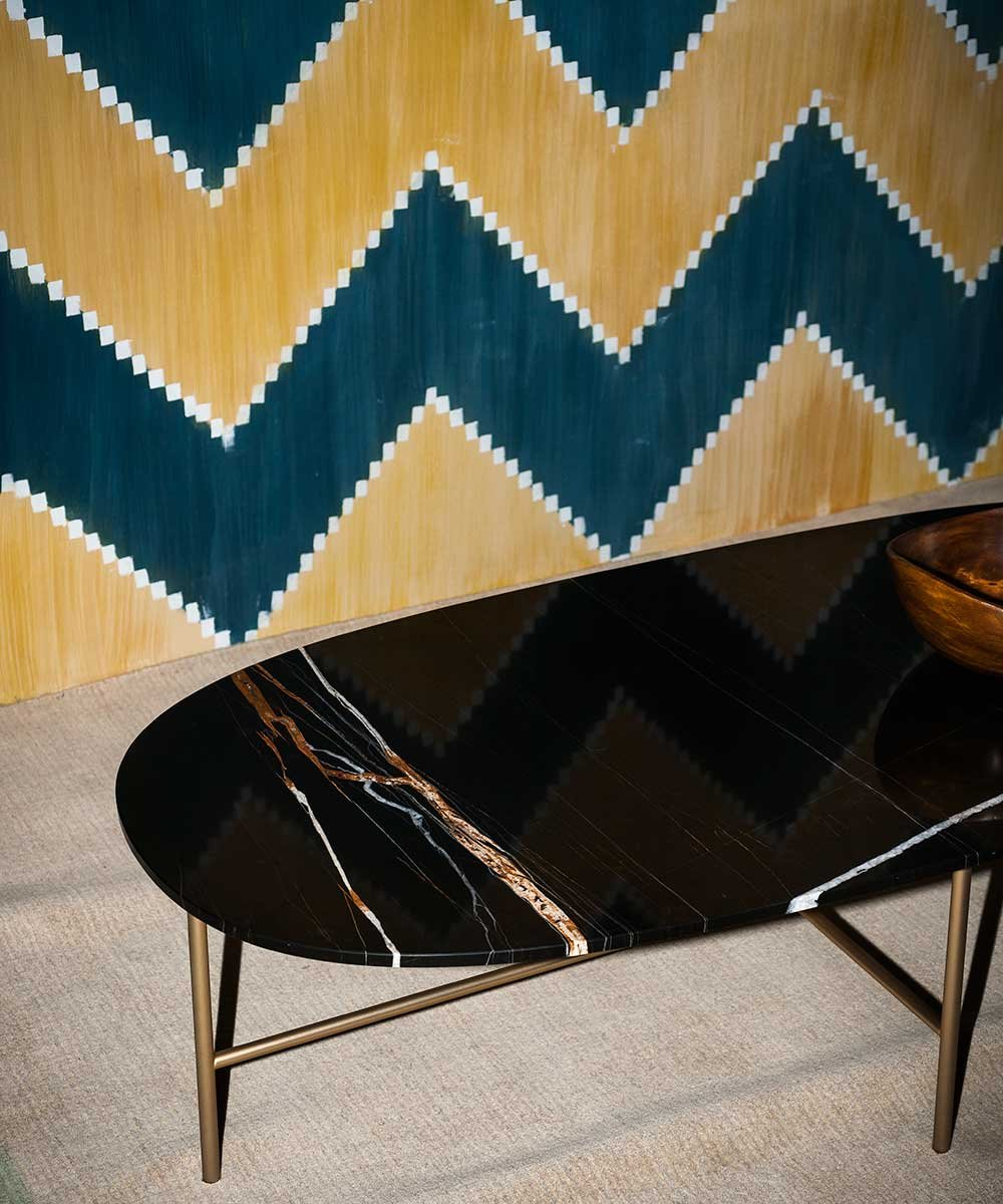 Soap Marble Coffee Table from Tacchini, designed by Gordon Guillaumier