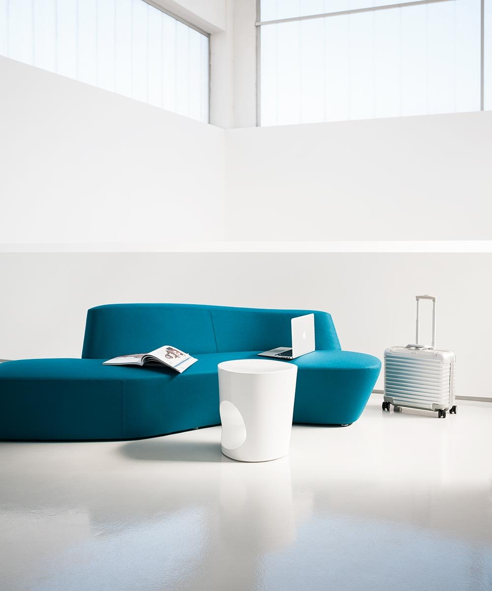 Polar Coffee Table from Tacchini, designed by PearsonLloyd