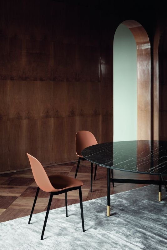 Mood Chair from Bontempi, designed by Dondoli and Pocci