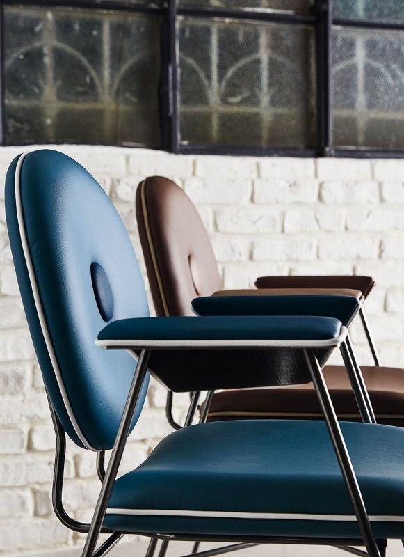 Penelope Chair from Bontempi