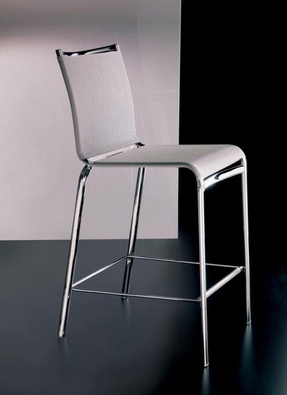 Net Bar stool from Bontempi