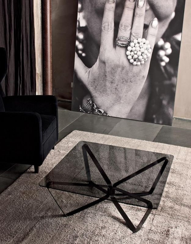 Loop Coffee Table from Bontempi