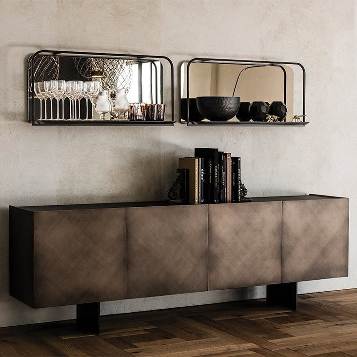 Arizona Cabinet storage from Cattelan Italia