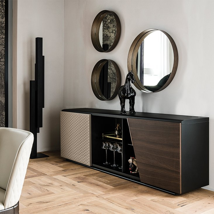 Aston Cabinet storage from Cattelan Italia