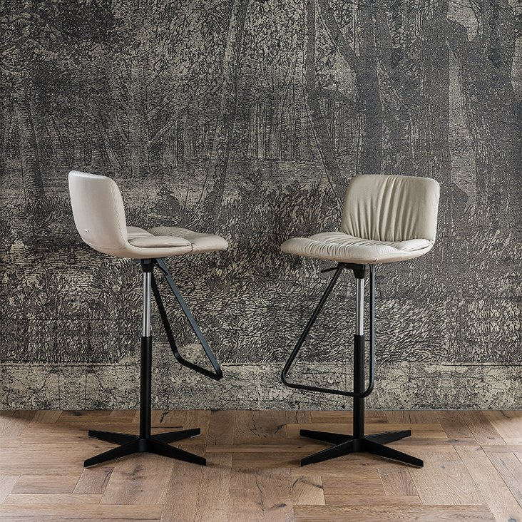 Axel X Stool from Cattelan Italia