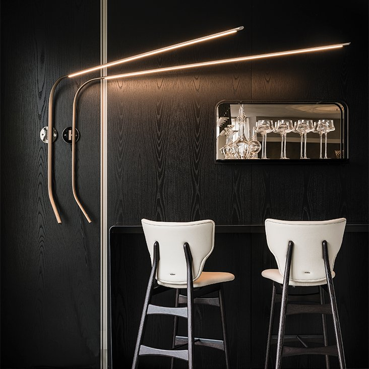 Fisherman Wall Lamp lighting from Cattelan Italia