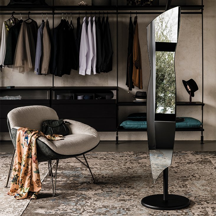 Image Clothes Hanger Mirror from Cattelan Italia