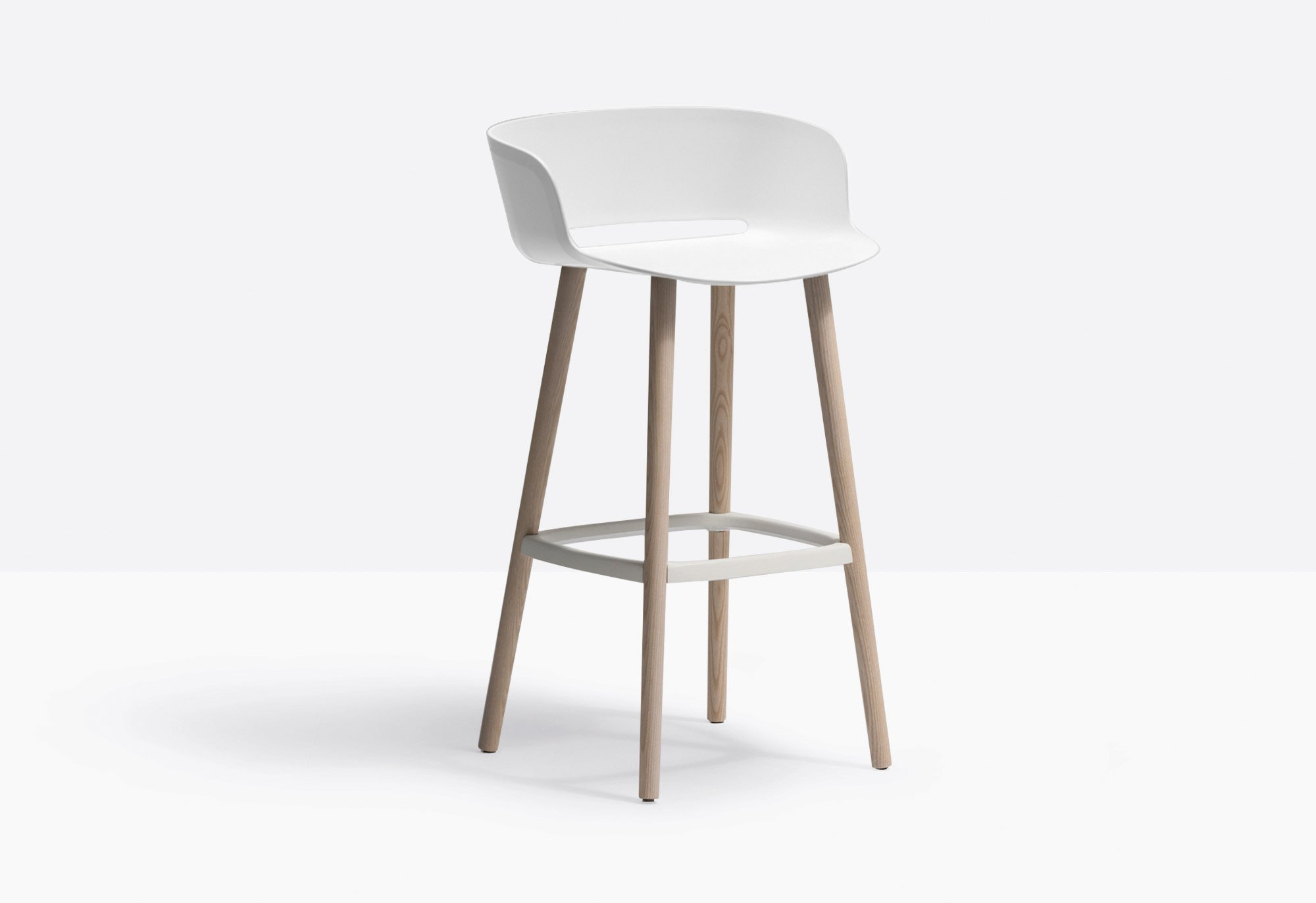 Babila 2758 Barstool from Pedrali, designed by Odoardo Fioravanti