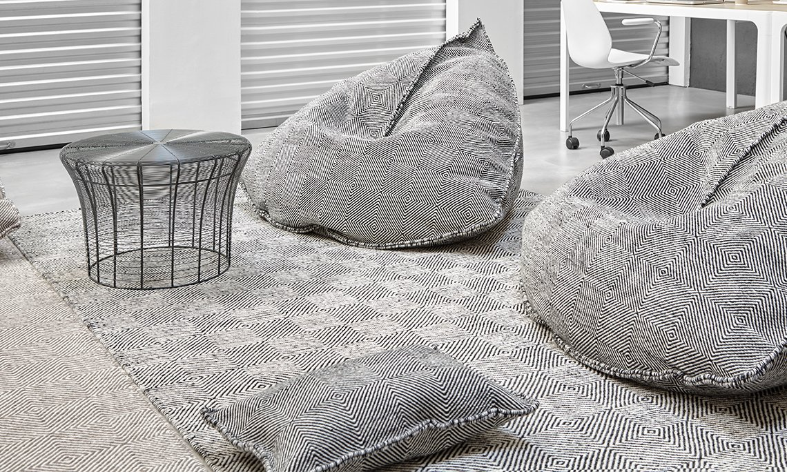 Sail Rugs from Gan Rugs