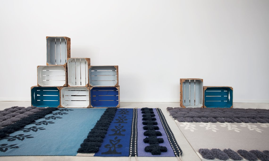 Spaces Glaoui Rugs from Gan Rugs