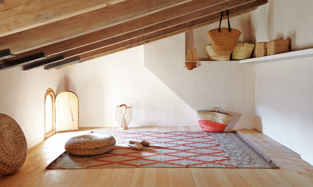 Kilim Sioux Rugs from Gan Rugs, designed by Odosdesign