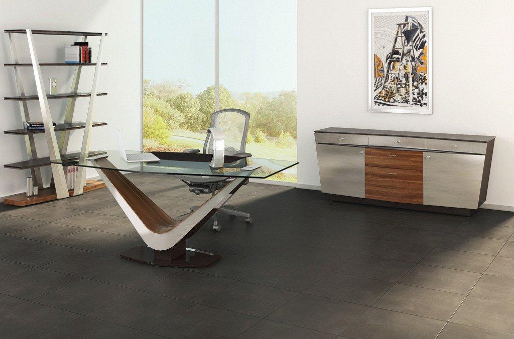 Victor Credenza Cabinet from Elite Modern, designed by Carl Muller