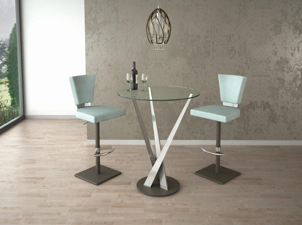 Monroe Barstool from Elite Modern, designed by Carl Muller