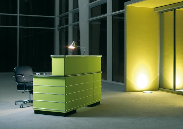 TB Sales / Reception Desk from Muller