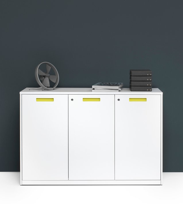 Work Space Storage from Muller