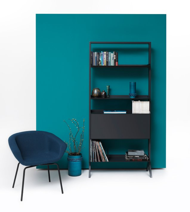 SCALA Shelfing System bookcase from Muller