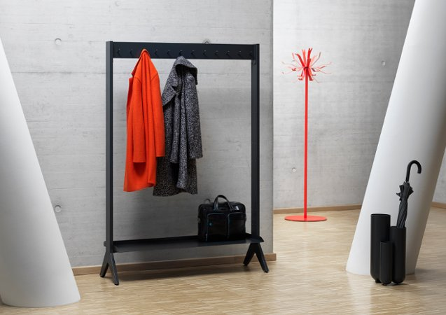 STEP Umbrella Storage from Muller