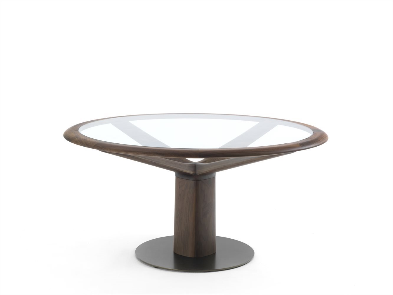 Trunk Dining Table from Porada