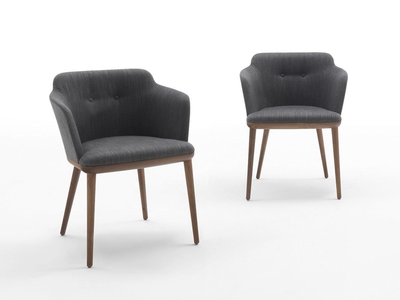 Celine Chair from Porada, designed by C. Ballabio