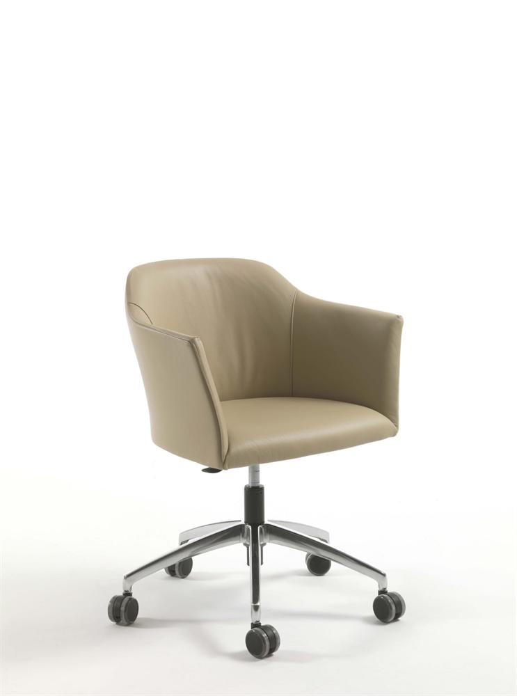 Heather Chair from Porada, designed by Gino Carollo