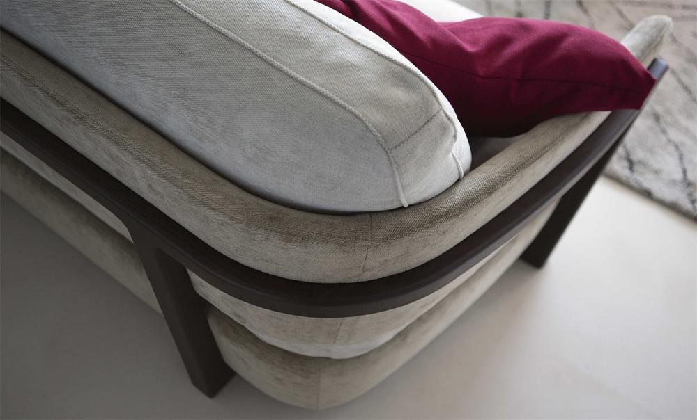 Arena Sofa from Porada, designed by E. Gallina