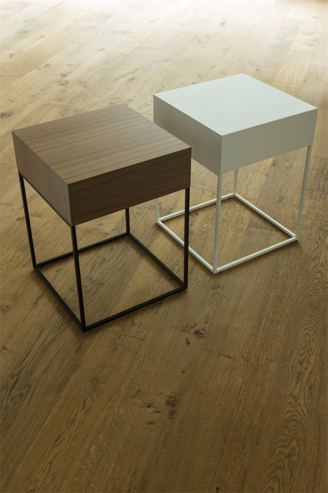 Baby Side Table coffee from Porada, designed by T. Colzani