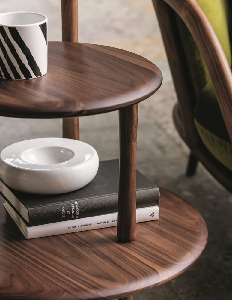Jenny 50 Side Table  from Porada