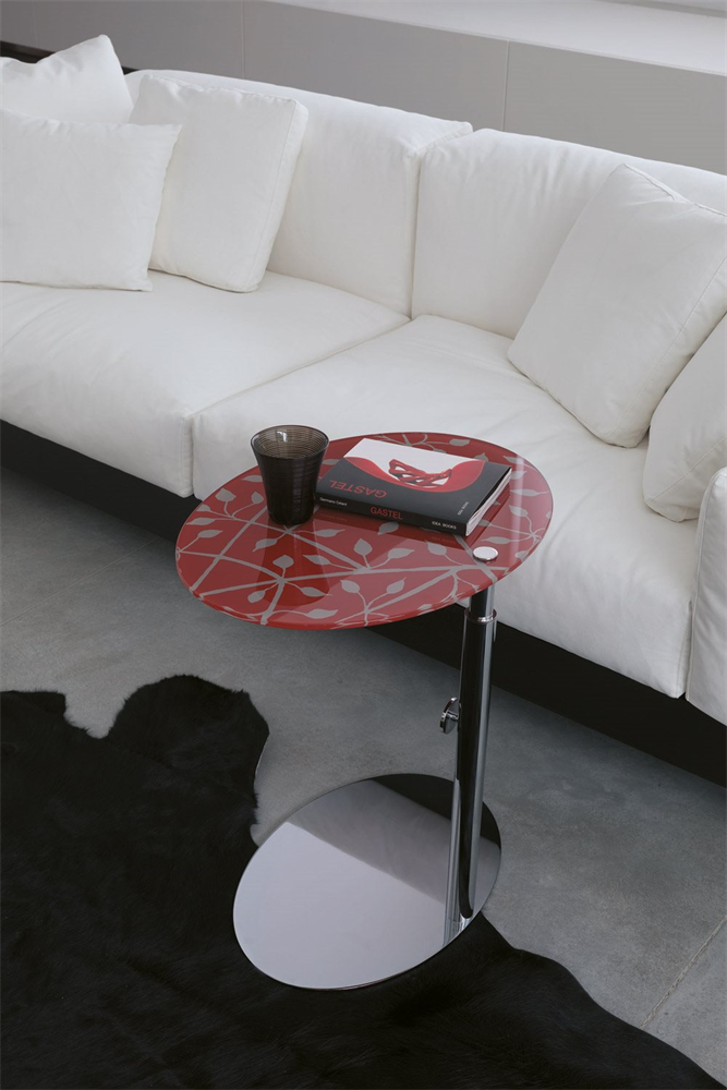 Side End Table coffee from Porada, designed by T. Colzani