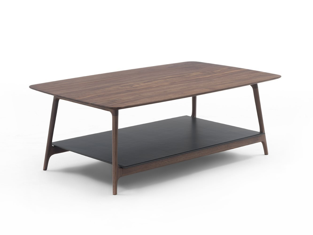 Trilot Coffee Table from Porada, designed by M. Marconato and T. Zappa