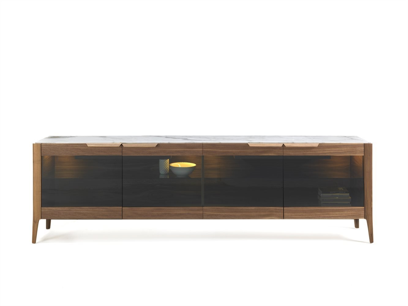 Atlante 5 Sideboard from Porada, designed by C. Ballabio