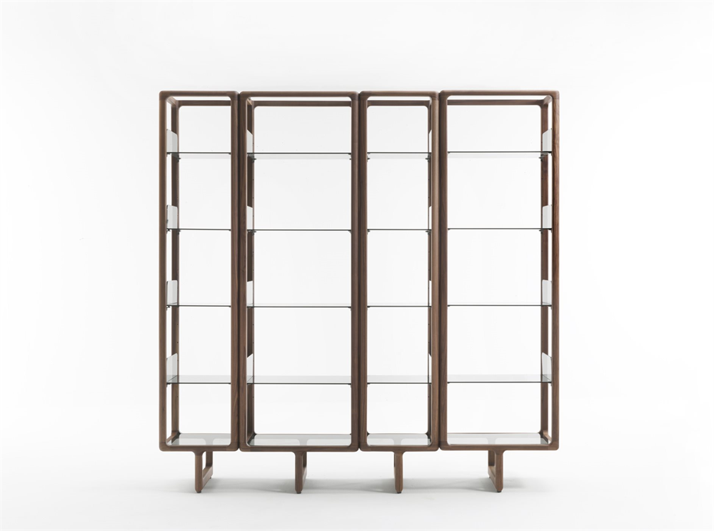 Myria Bookcase from Porada, designed by D. Dolcini