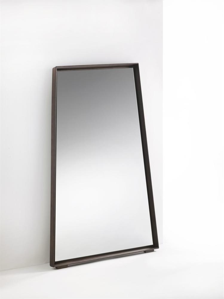 Flag Mirror from Porada, designed by U. Asnago