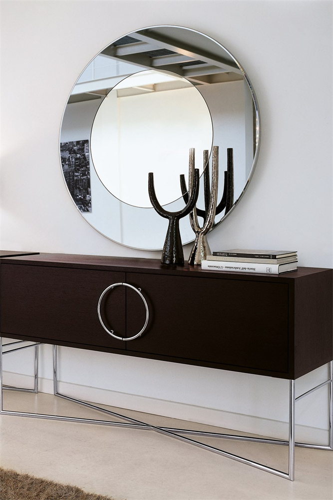 Forvanity Mirror from Porada, designed by Otto Moon