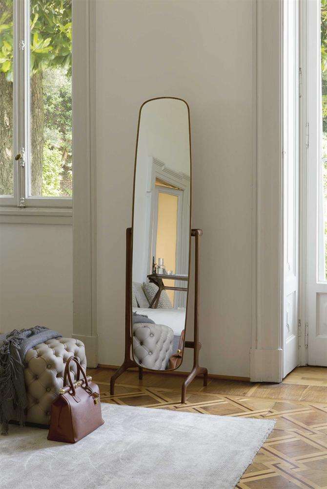 Timothy Mirror from Porada, designed by C. Ballabio