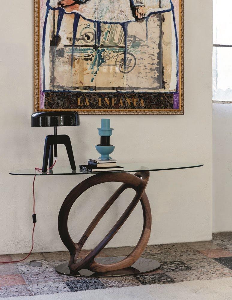 Kosmo Console Table from Porada, designed by S. Bigi