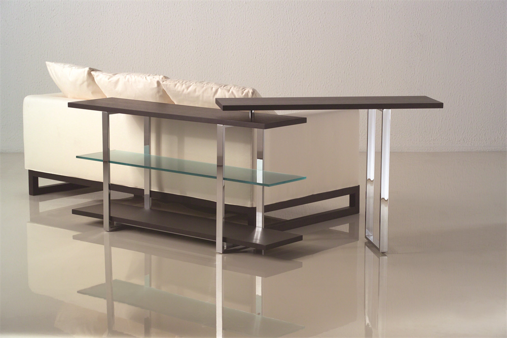 Modus 1 Console Table from Porada, designed by G. Azzarello