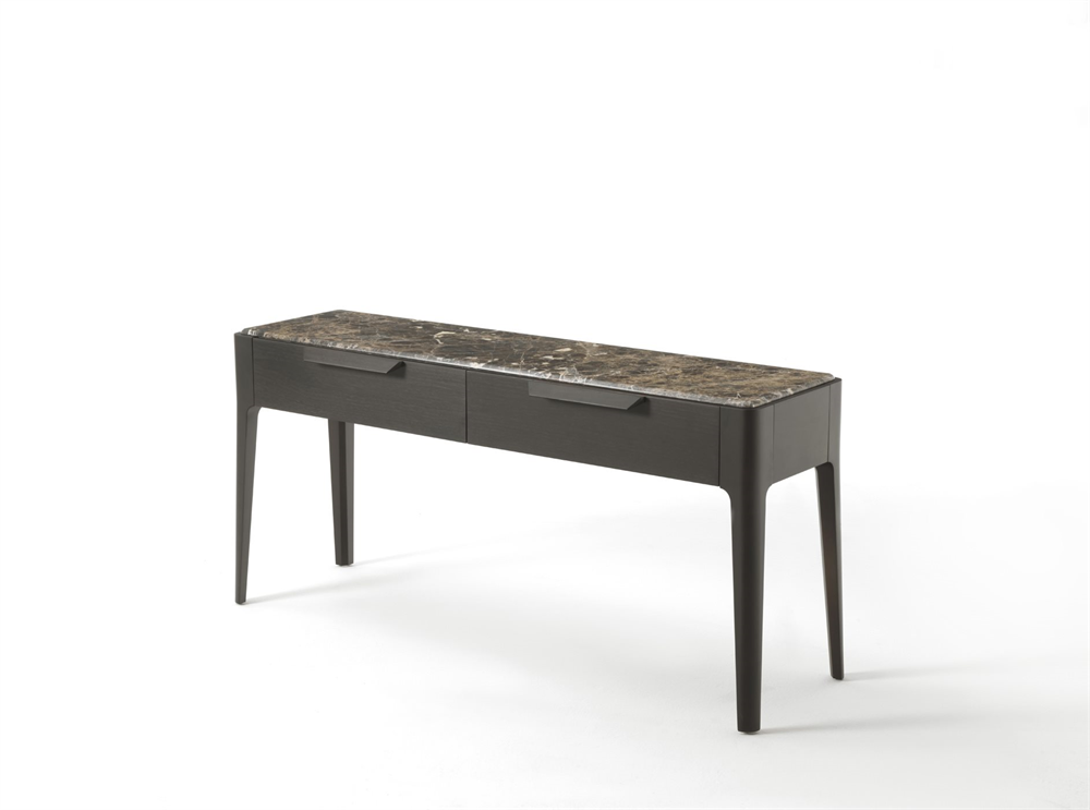 Ziggy 9 Console Table from Porada, designed by C. Ballabio