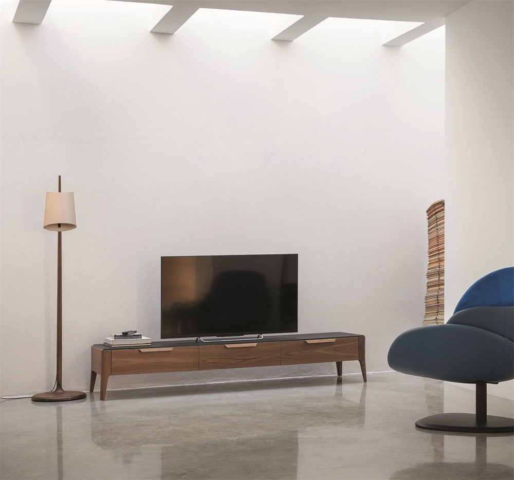 Atlante TV Stand unit from Porada, designed by C. Ballabio