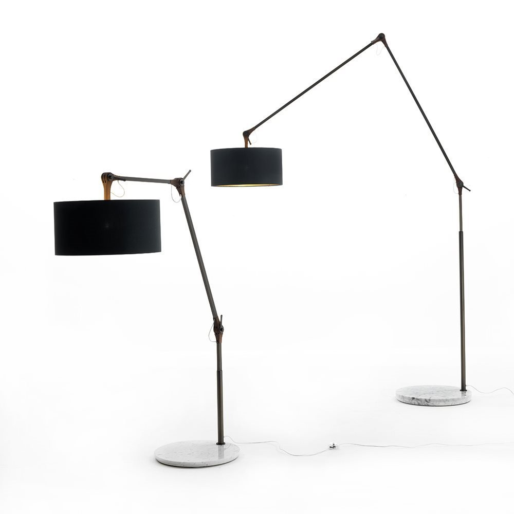 Gary Big Lamp lighting from Porada, designed by T. Colzani
