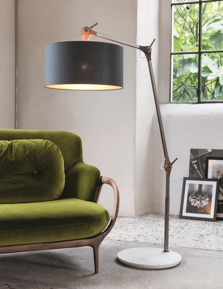 Gary Small Lamp lighting from Porada, designed by T. Colzani