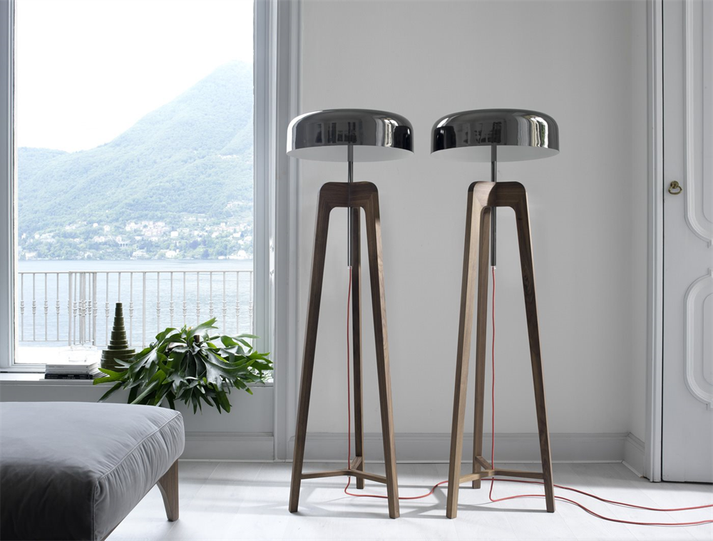 Pileo Lamp lighting from Porada, designed by Sovvrappensiero