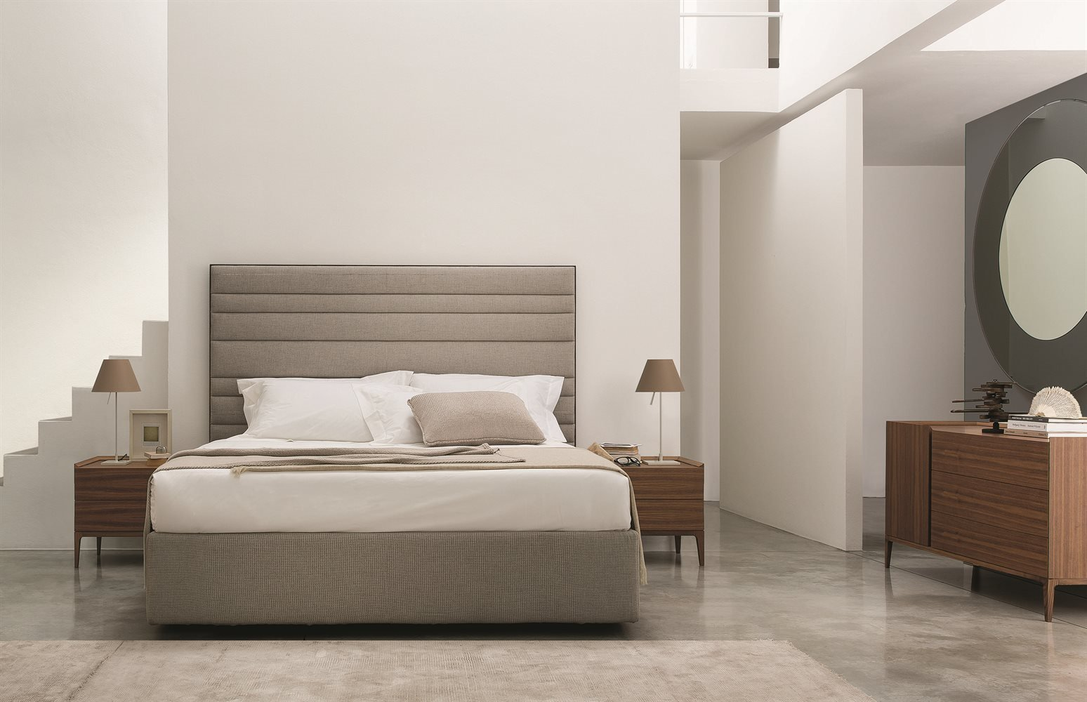 Boheme Bed from Porada