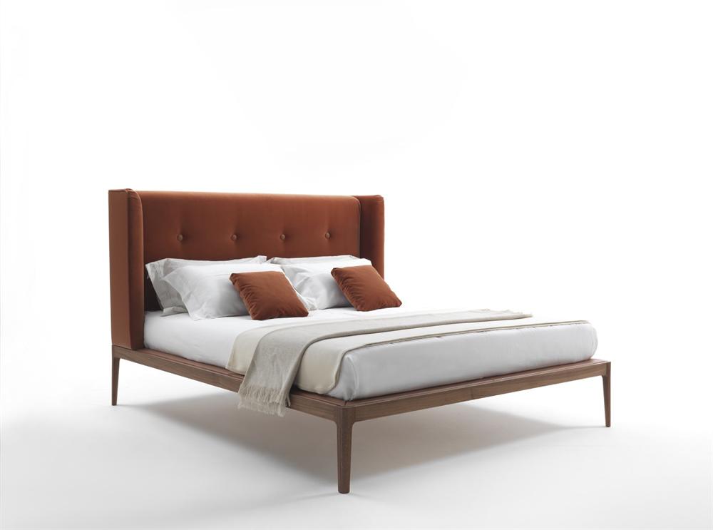 Ziggy Bed from Porada, designed by C. Ballabio