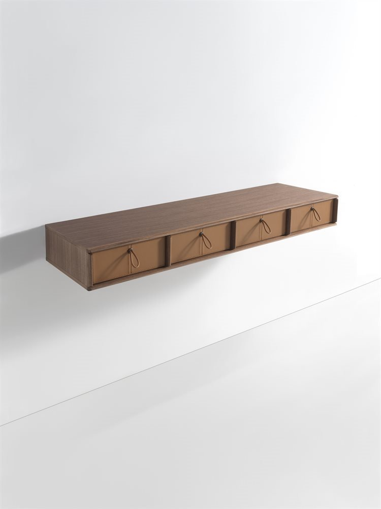 Bayus 6 Shelf cabinet from Porada, designed by Gabriele & Oscar Buratti