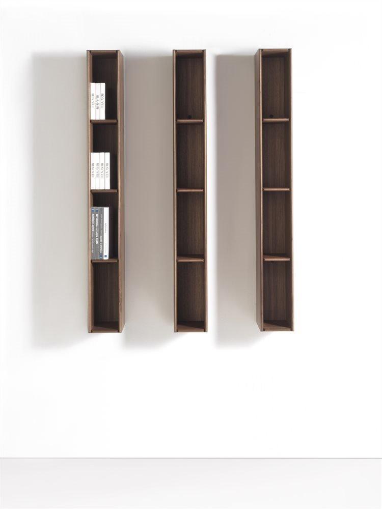 Bayus 7 Wall Unit bookcase from Porada, designed by Gabriele & Oscar Buratti