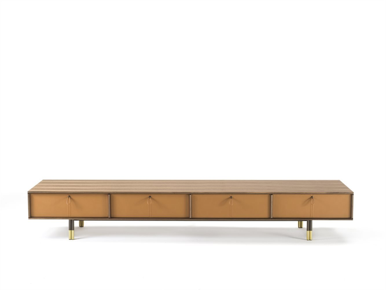 Bayus TV Stand unit from Porada, designed by Gabriele & Oscar Buratti