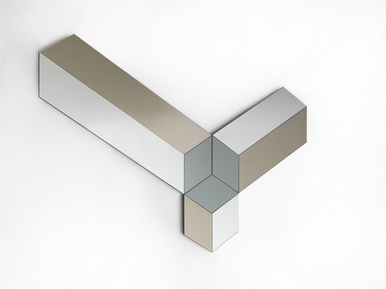 EGO Wall Mirror from Porada, designed by T. Colzani