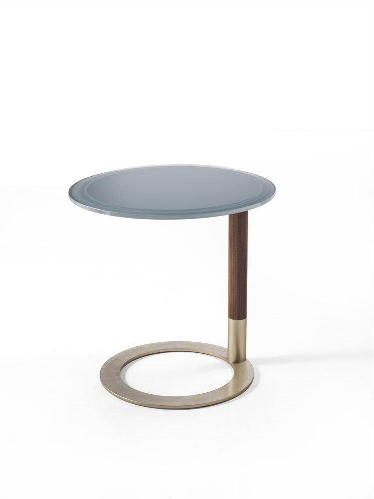 Jok Side Table coffee from Porada, designed by Gabriele & Oscar Buratti
