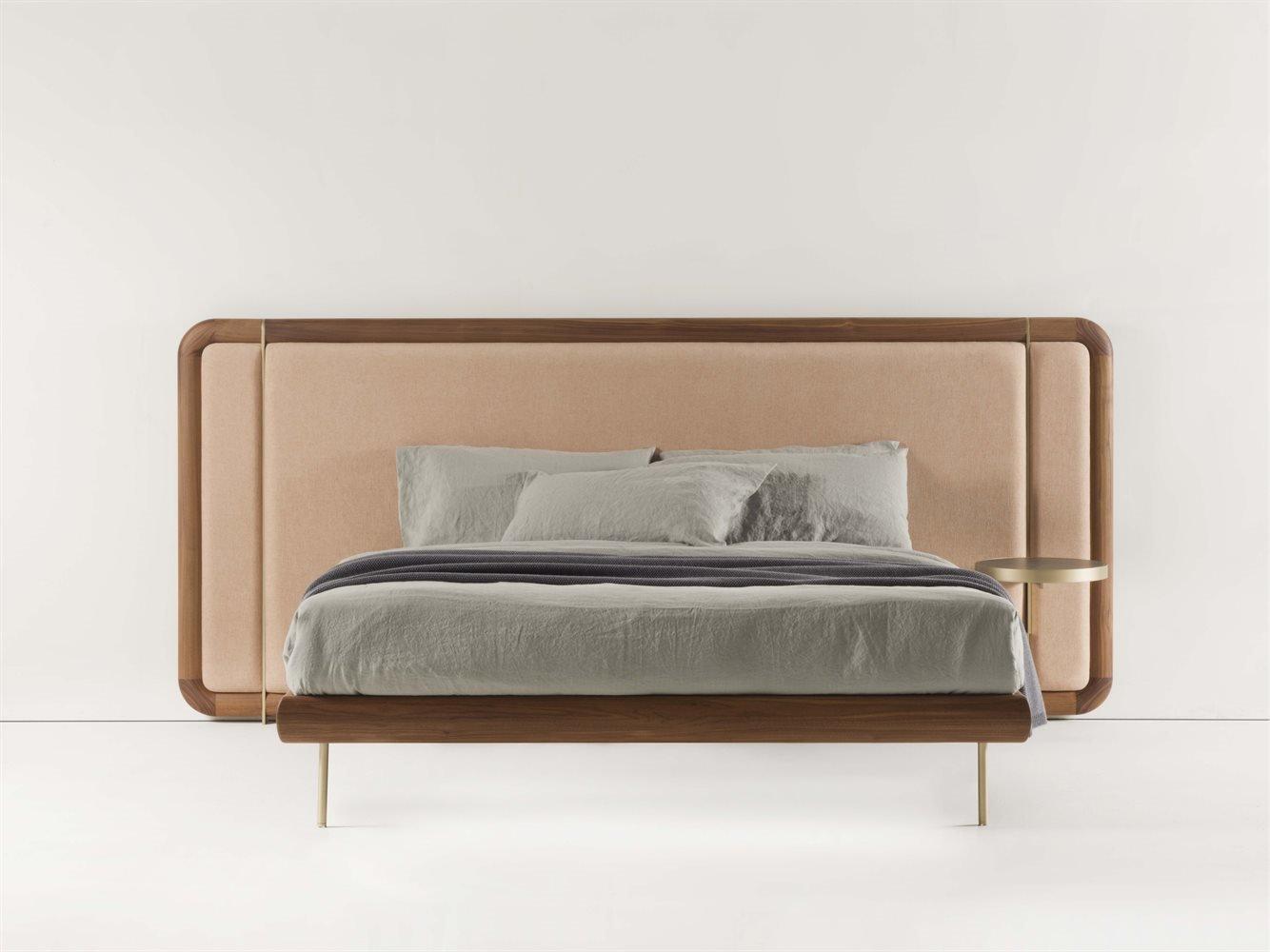 Killian Bed from Porada, designed by M. Marconato and T. Zappa