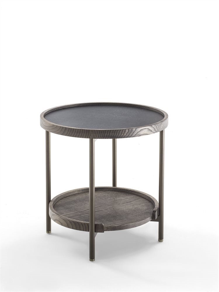 Koster 50 I Side Table coffee from Porada